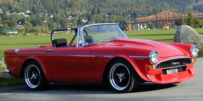 1965 Sunbeam Tiger #7