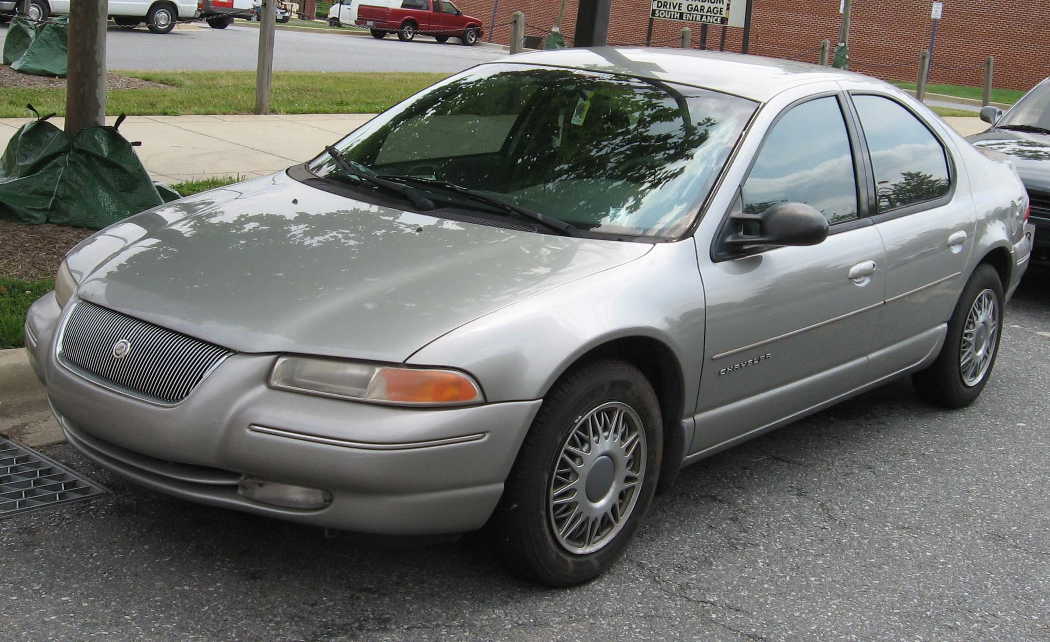 1997 Chrysler Cirrus #6
