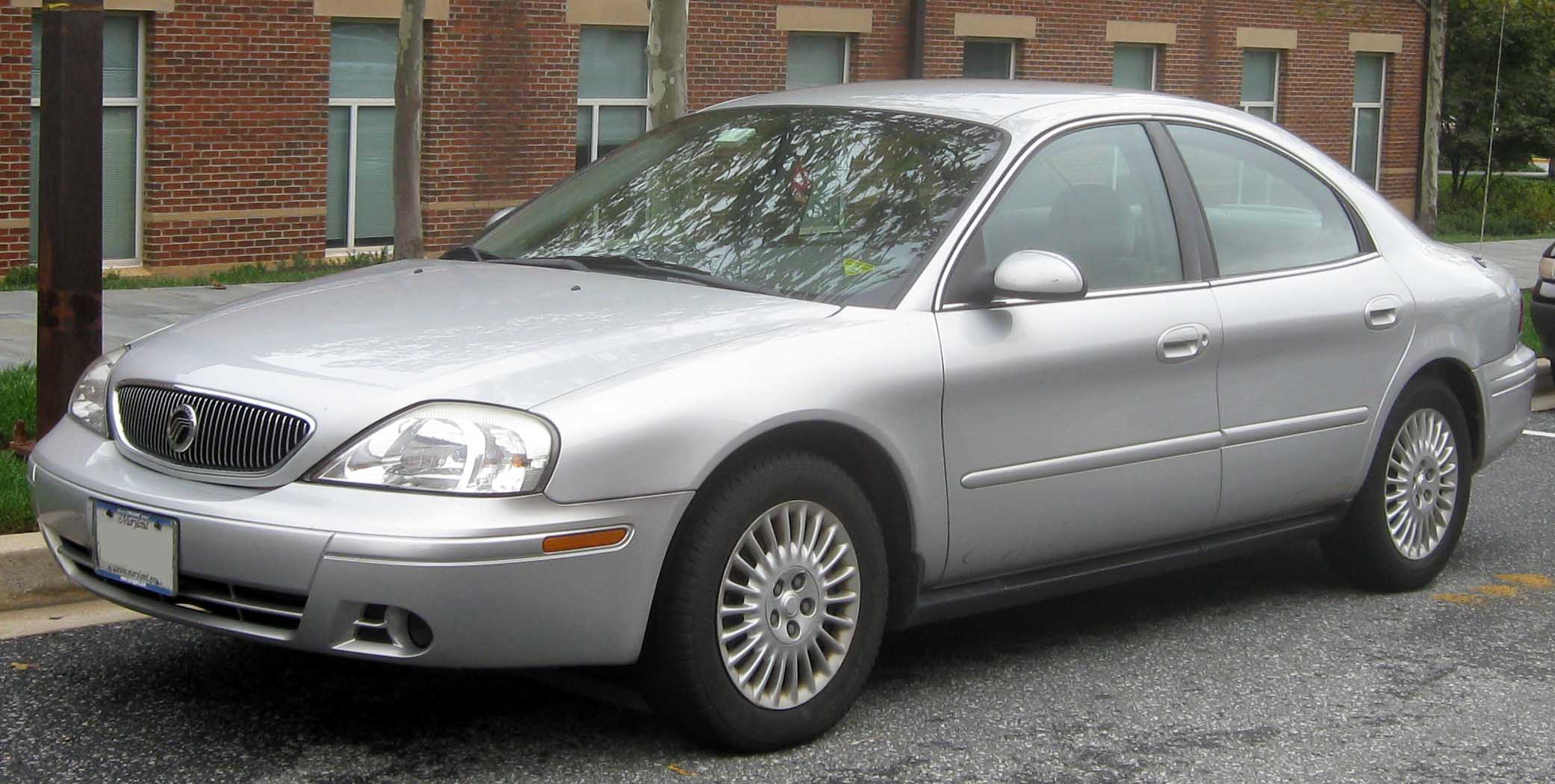 Mercury Sable #7