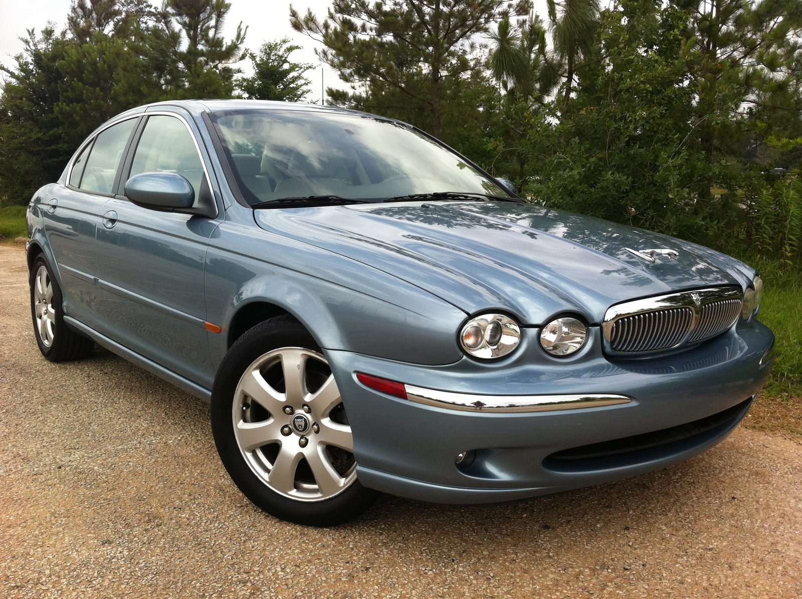 2005 Jaguar X-type #9