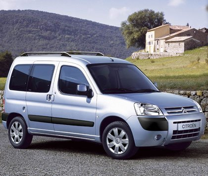 2005 Citroen Berlingo #13