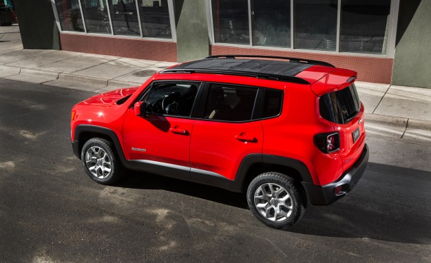2015 Jeep Renegade #11