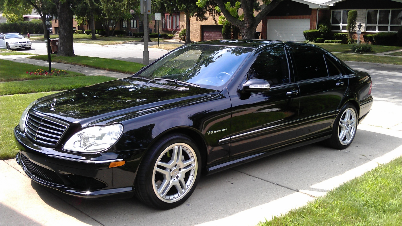 2006 Mercedes Benz S Cl 10