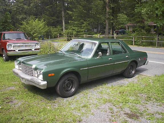 1978 Plymouth Volare #5