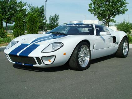 1966 Ford GT 40 #8