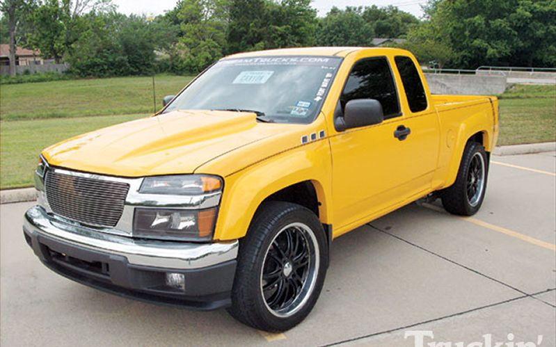 2005 GMC Canyon #11