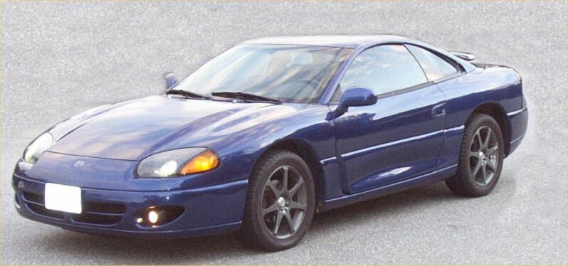 1994 Dodge Stealth #16