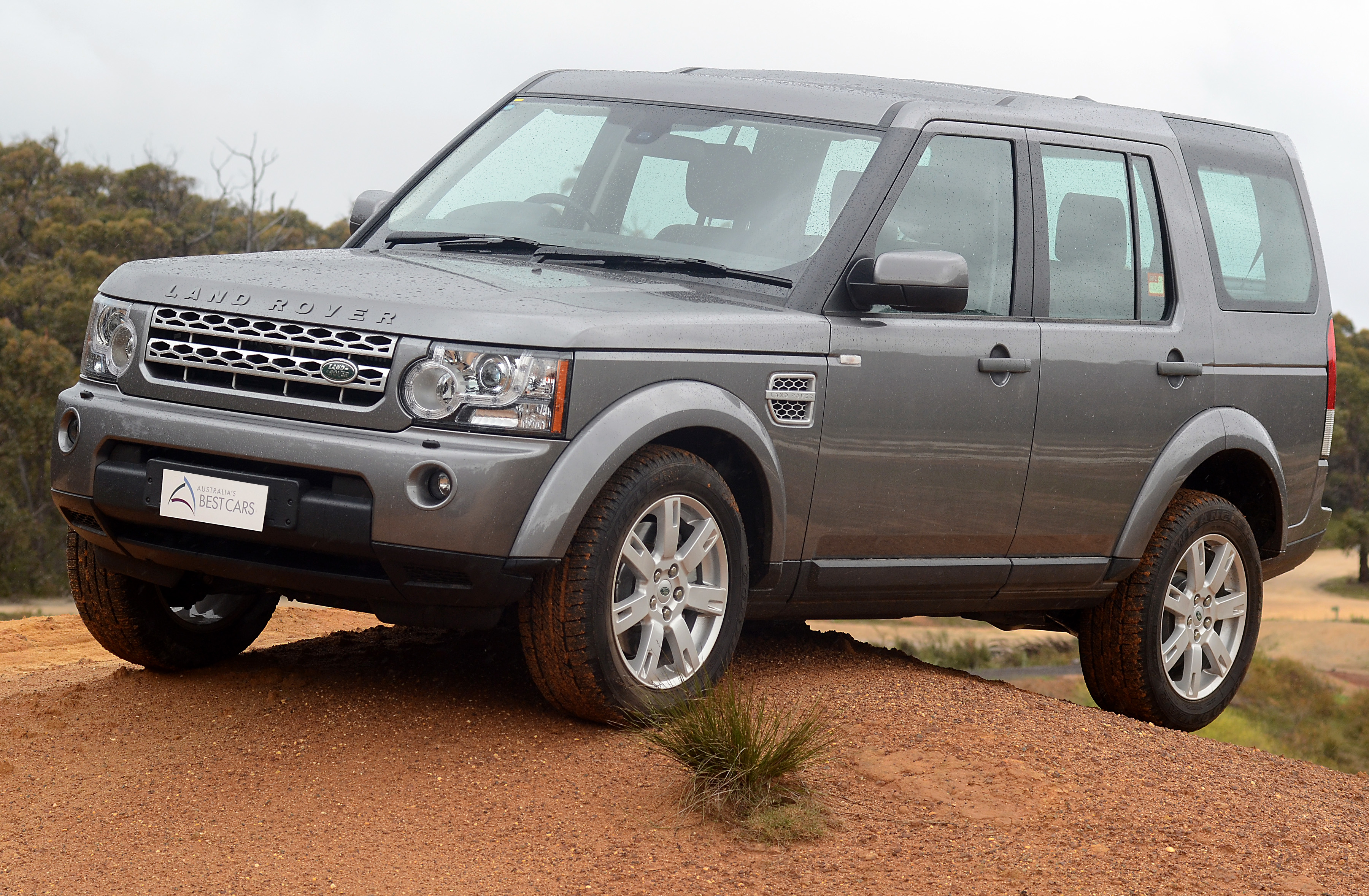 Land Rover Discovery #5
