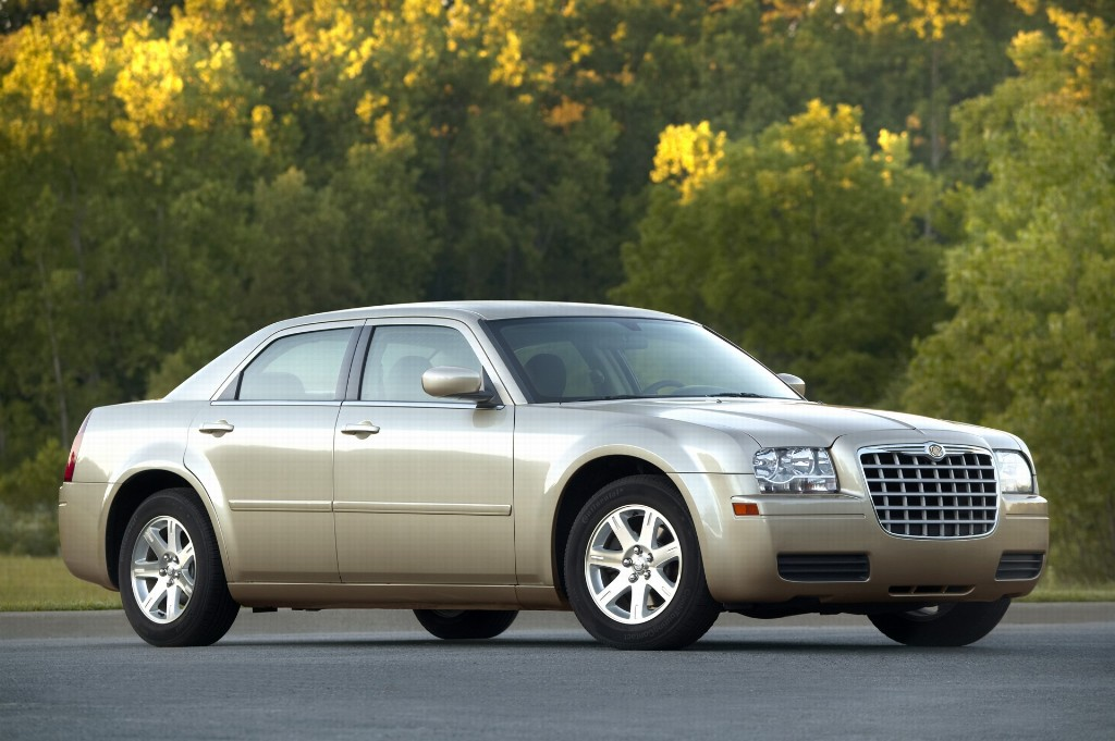 2006 Chrysler 300 #11
