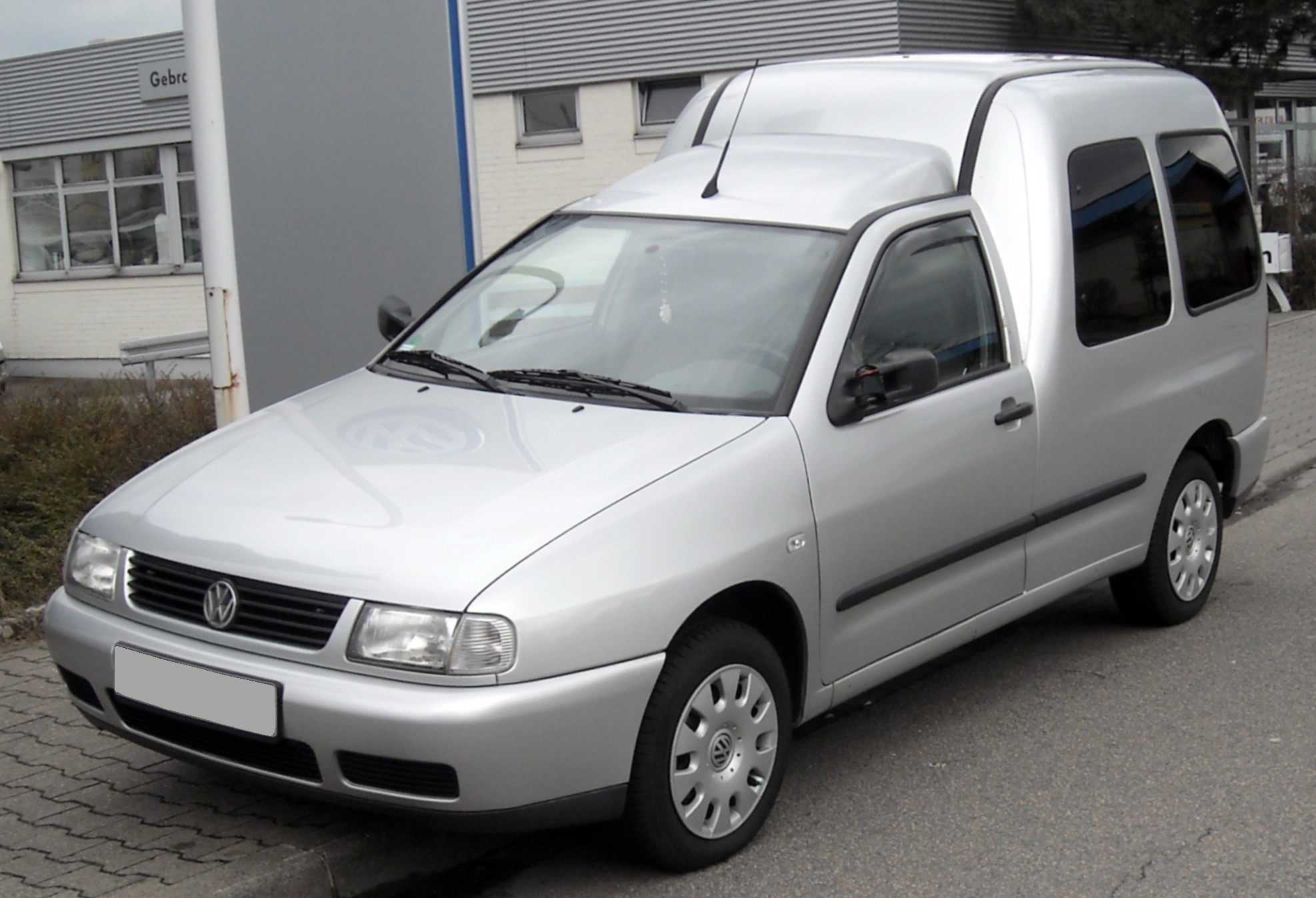 2000 Volkswagen Caddy #4