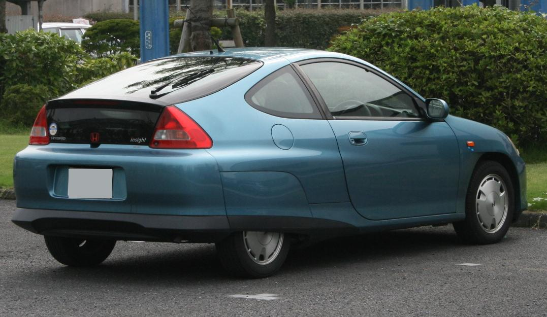2000 Honda Insight #6