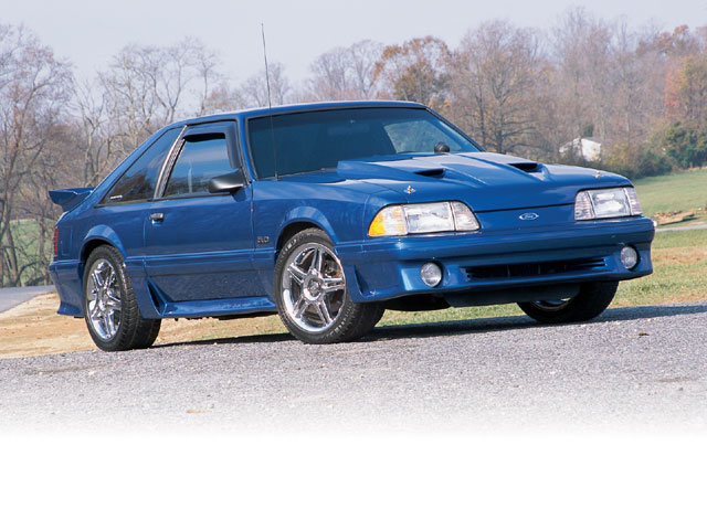 1990 Ford Mustang #18