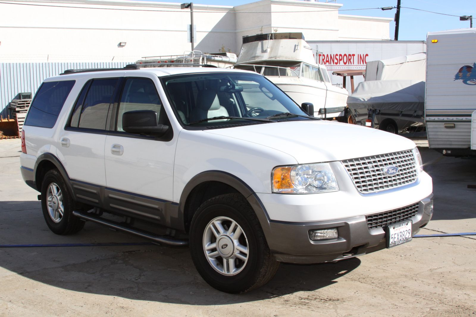 2004 Expedition Fuse Box For Sale : Ford expedition photos informations articles
