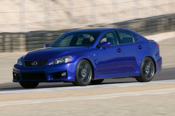 2011 Lexus Is F #16