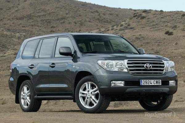 2008 Toyota Land Cruiser #3