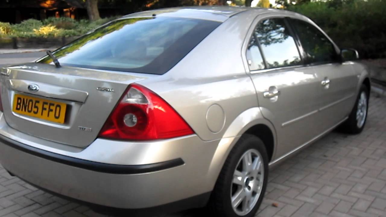 2005 Ford Mondeo #6