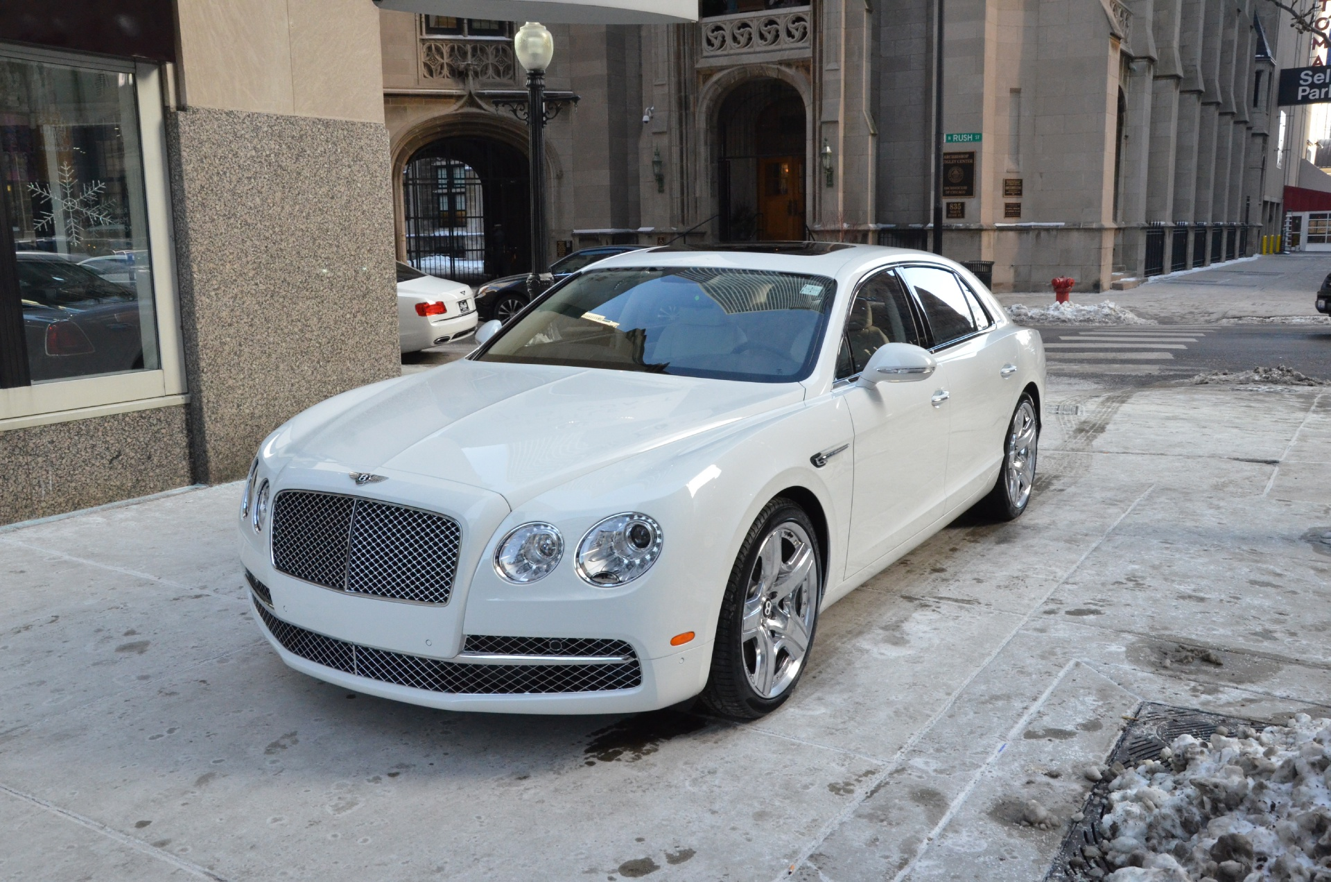 2014 Bentley Flying Spur #13