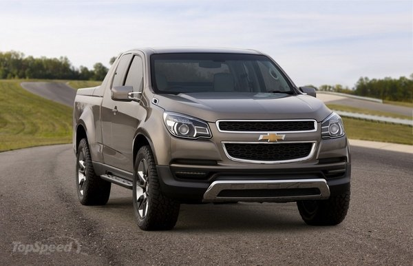 2012 Chevrolet Colorado #8
