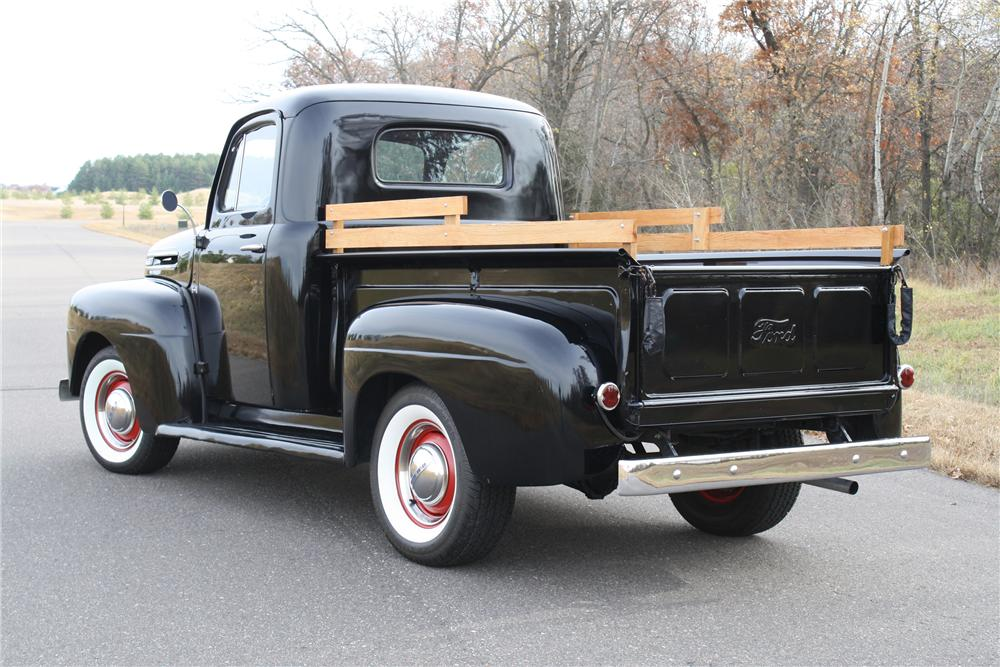 1950 Ford F #13