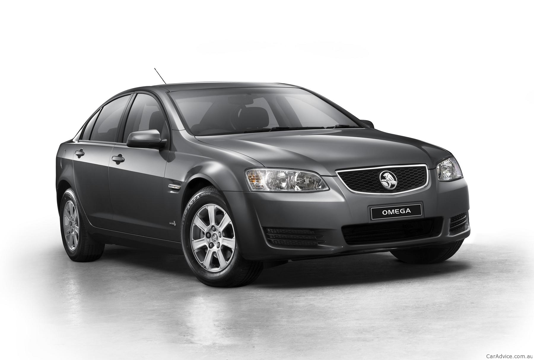 2011 Holden Commodore #2