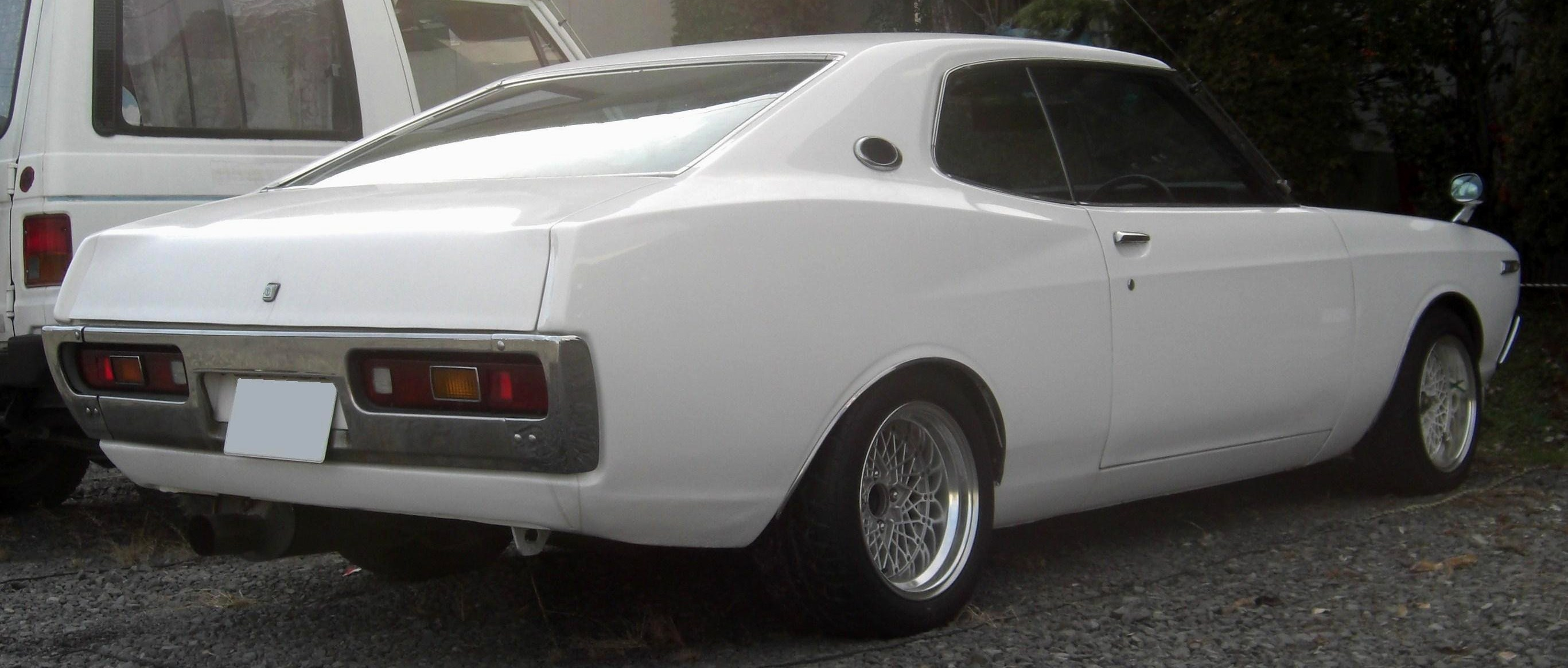 1980 Nissan Laurel #17