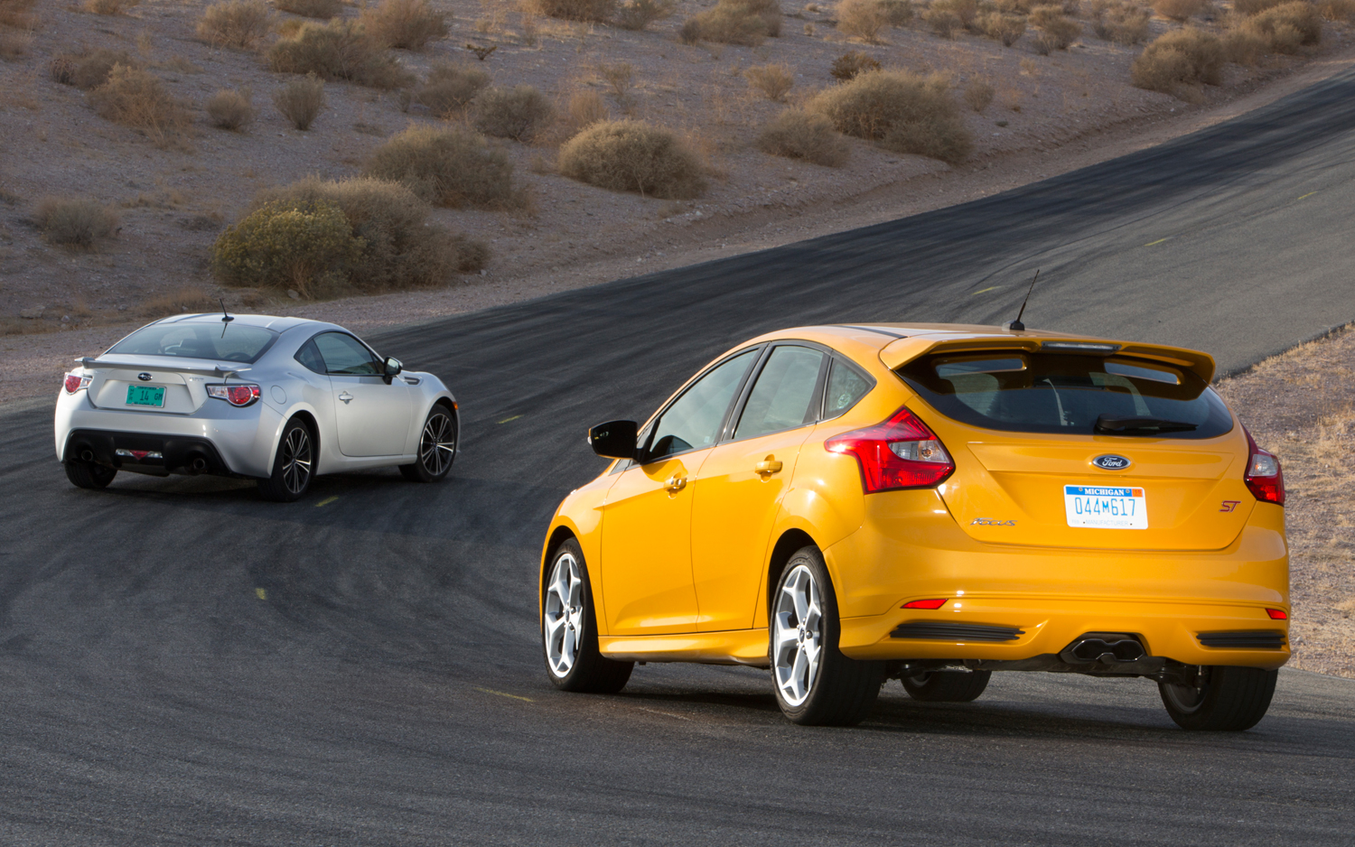 2013 Ford Focus St #13