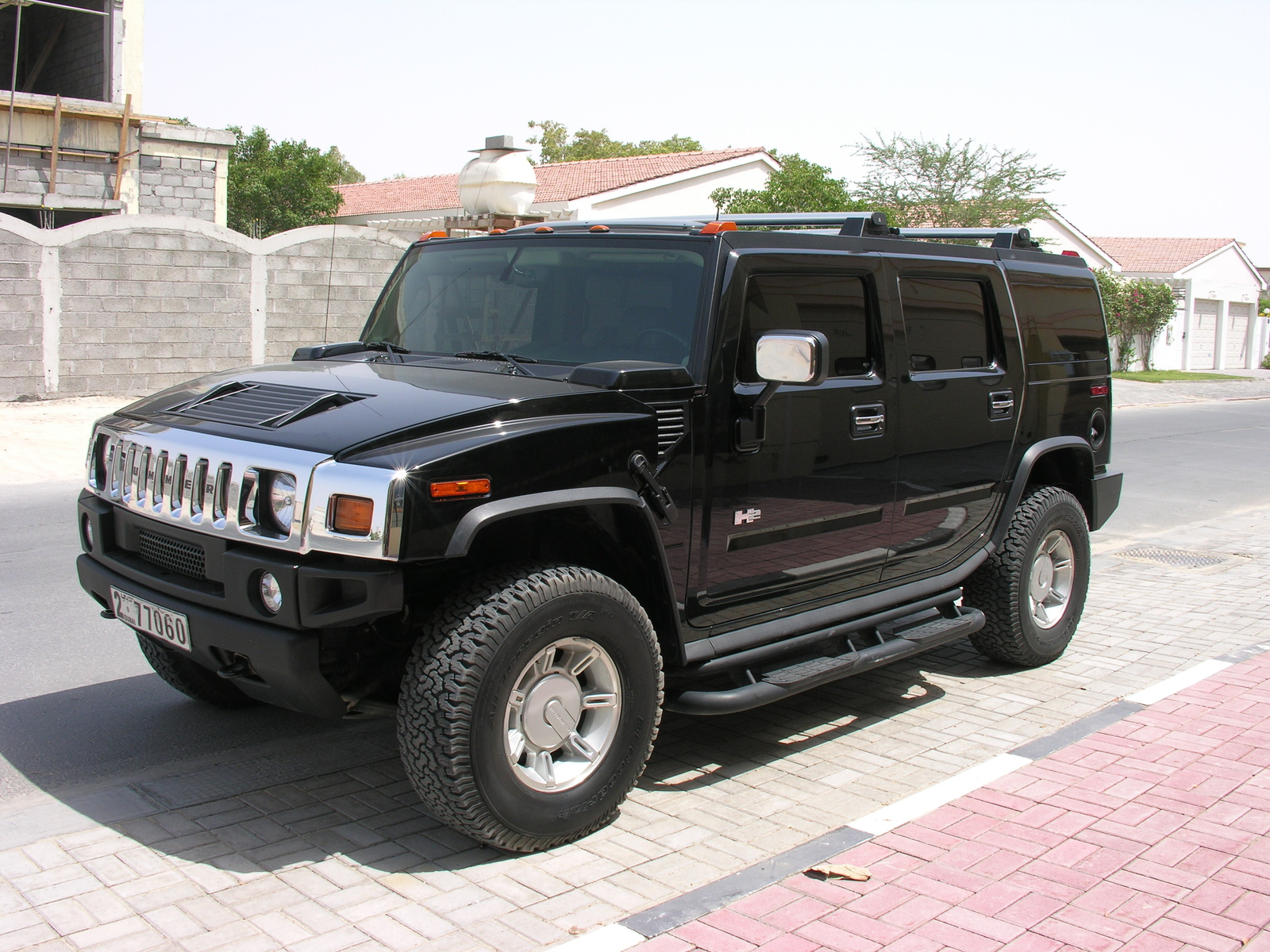 2006 hummer h2 photos informations articles. Black Bedroom Furniture Sets. Home Design Ideas
