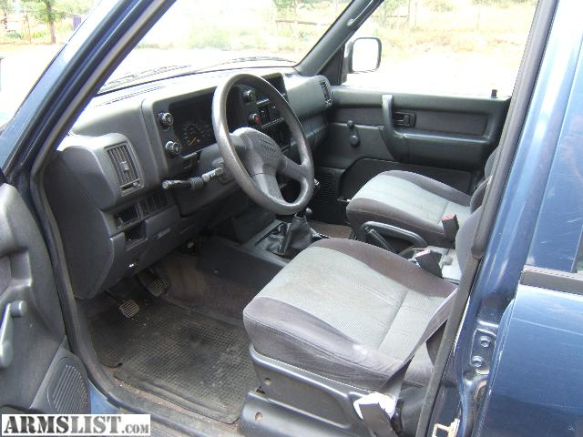 1994 Isuzu Trooper #10