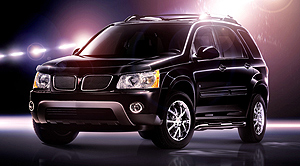 2009 Pontiac Torrent #10