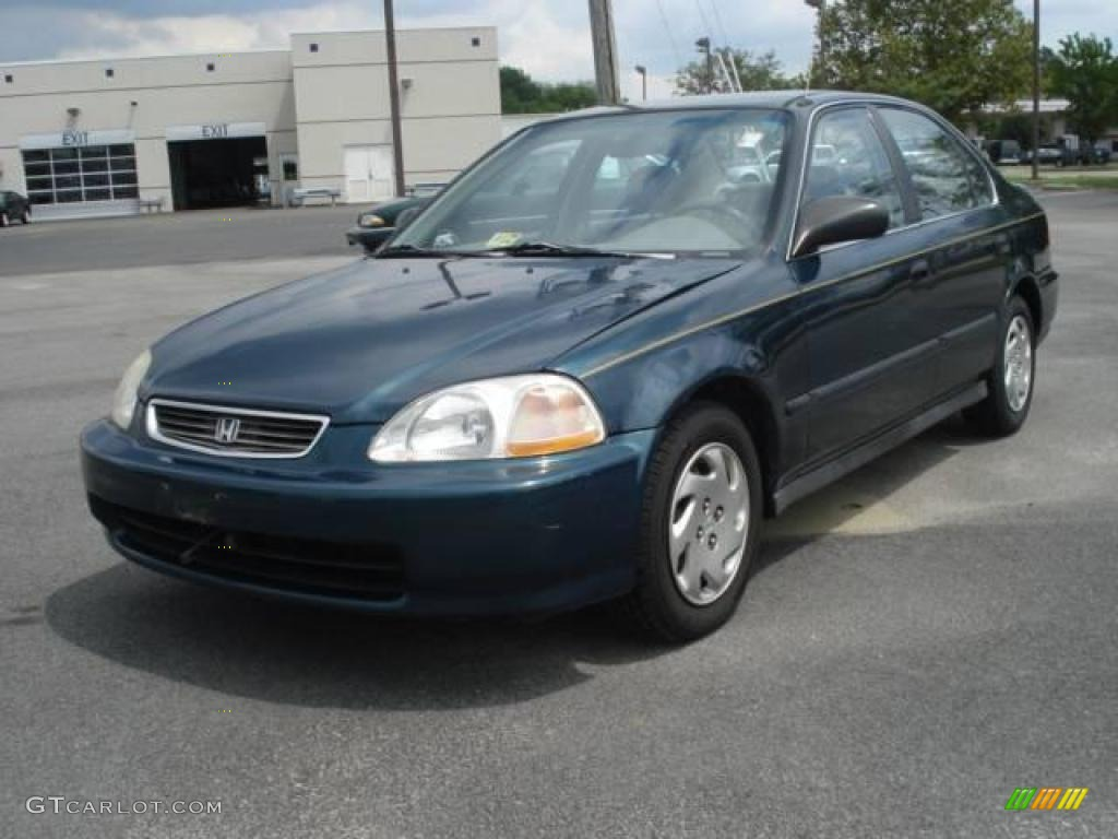 1997 Honda Civic #13