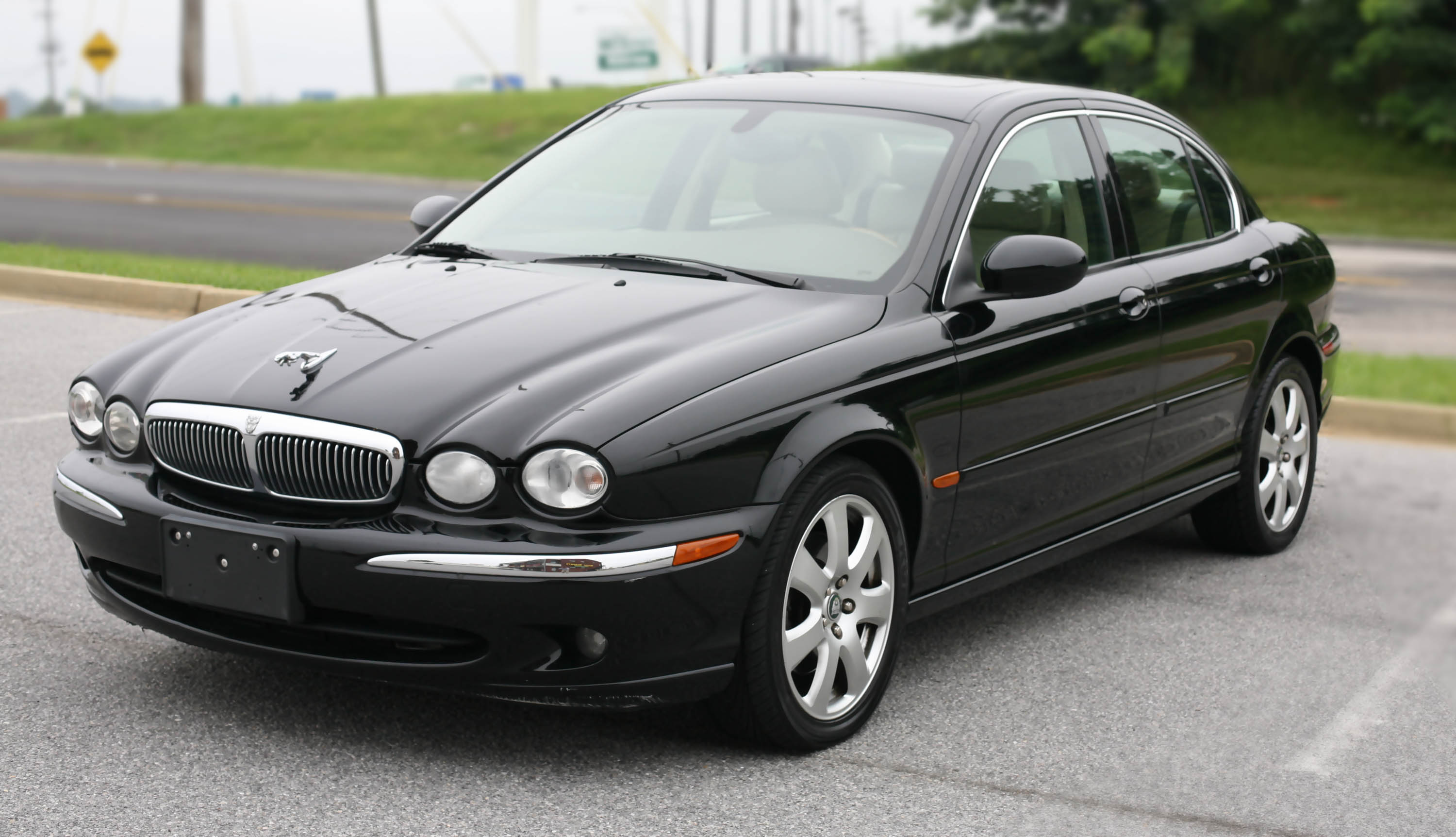 2005 Jaguar X-type #11