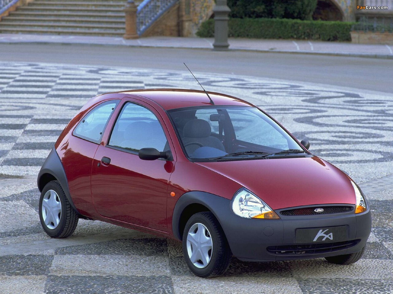 1996 ford ka photos informations articles. Black Bedroom Furniture Sets. Home Design Ideas