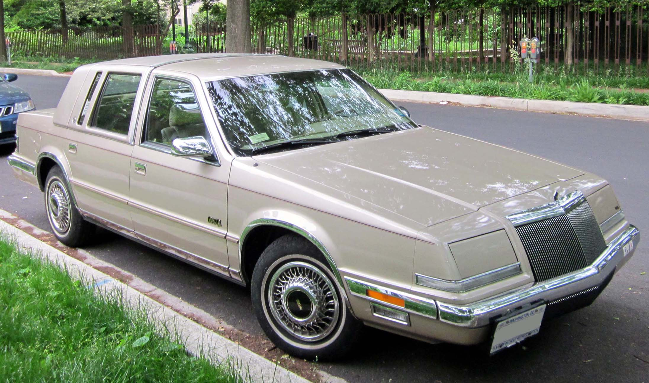 1992 Chrysler Imperial #14