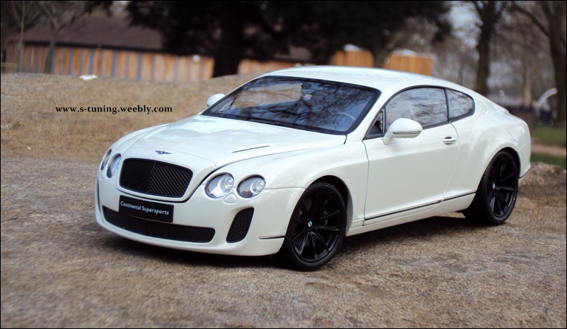 2012 Bentley Continental Supersports #16