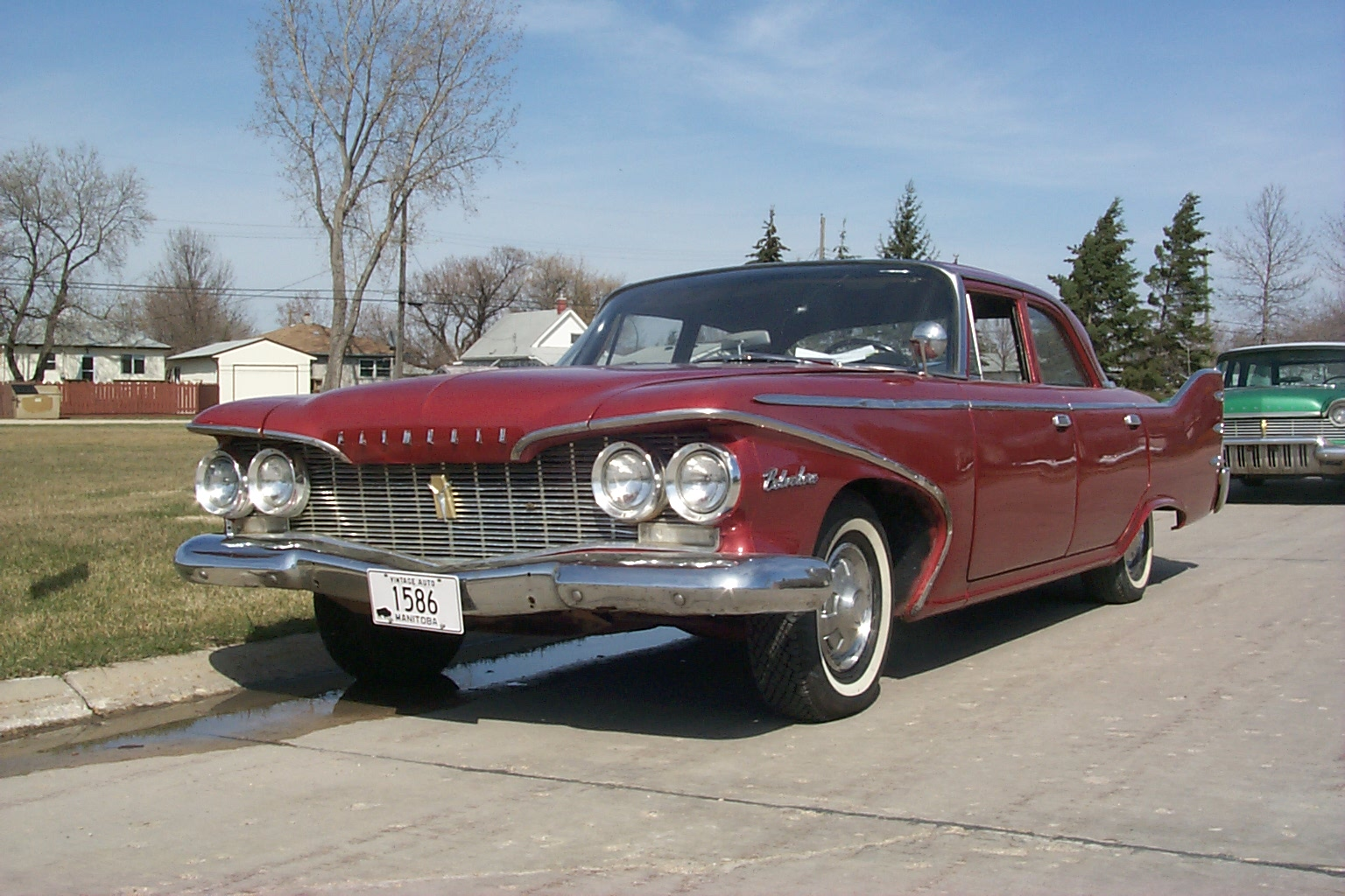 Plymouth Belvedere #10