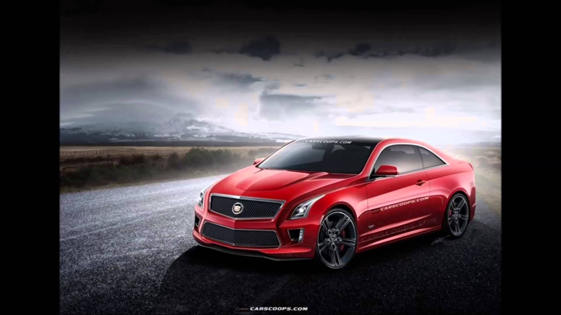 2015 Cadillac Cts-v Coupe #14