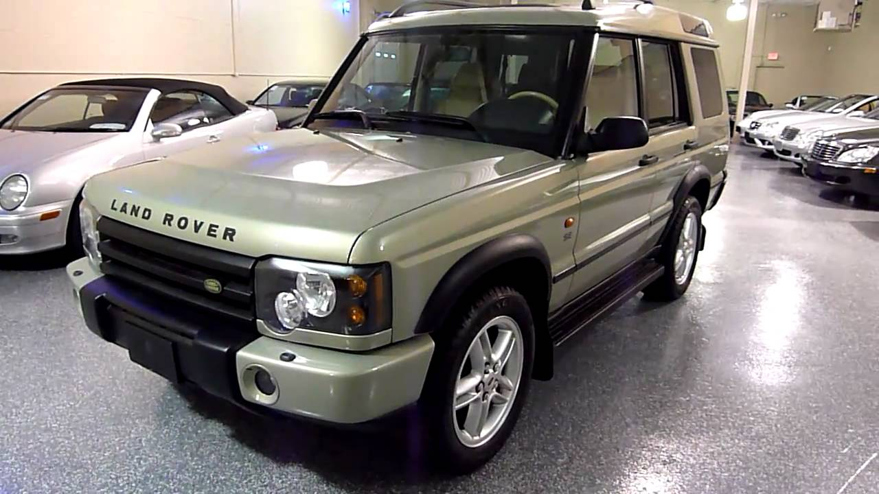 2003 Land Rover Discovery #12