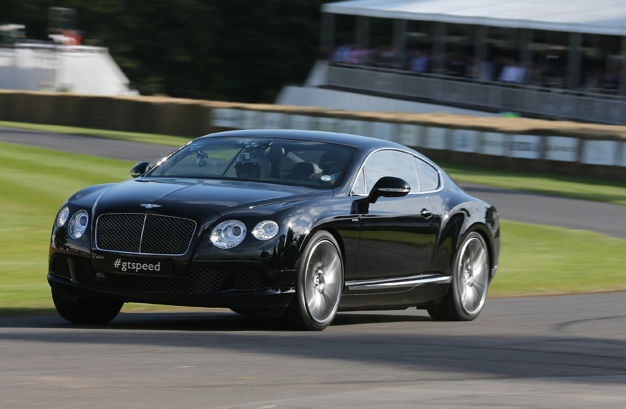 2013 Bentley Continental Gt Speed #11