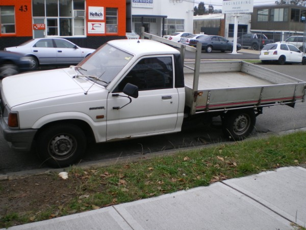 1991 Ford Courier #4