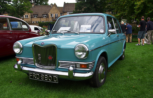 1966 Riley Kestrel #12