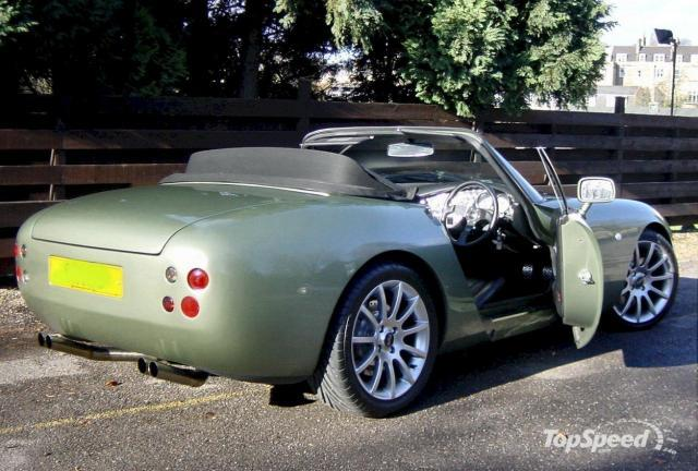 2000 TVR Griffith #8