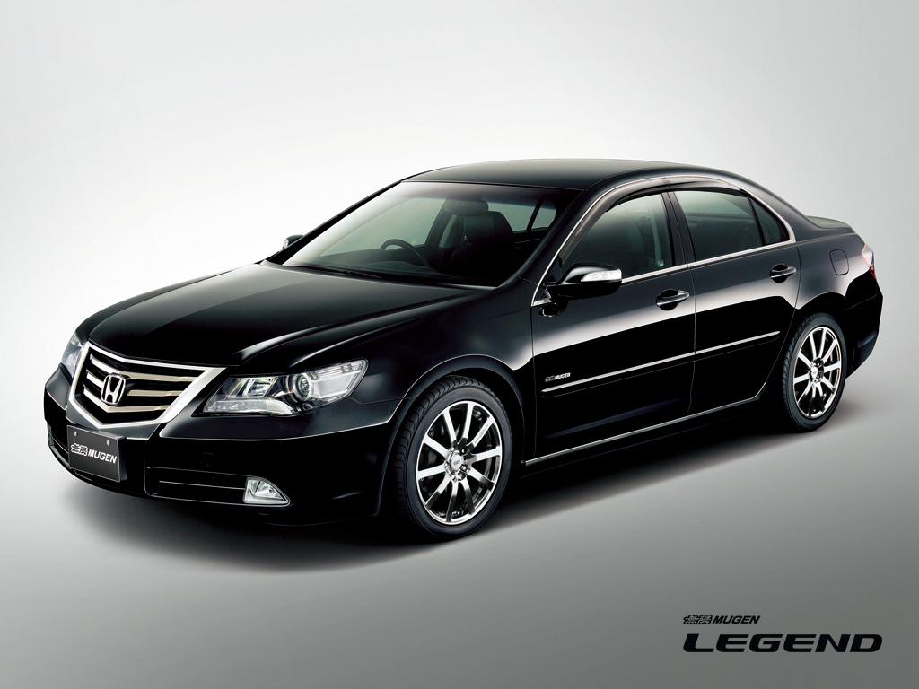 Honda Legend #9