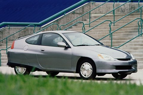 2000 Honda Insight #8