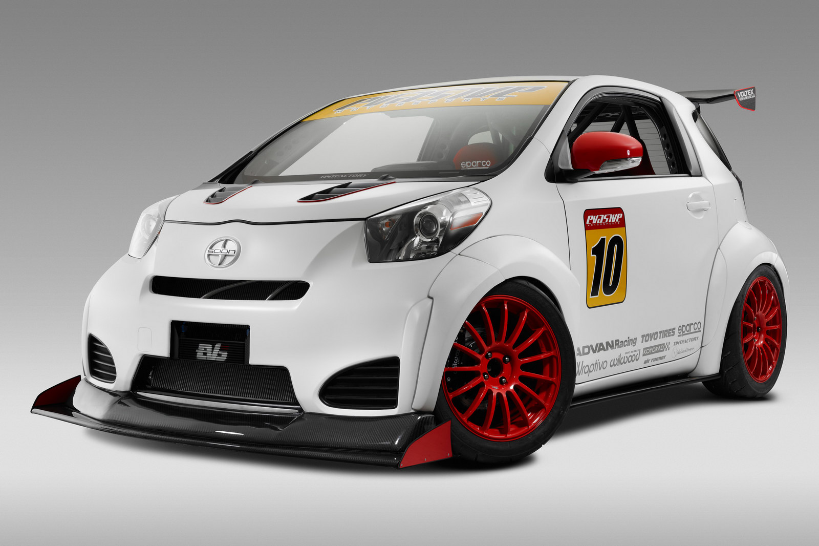 Scion Iq #9