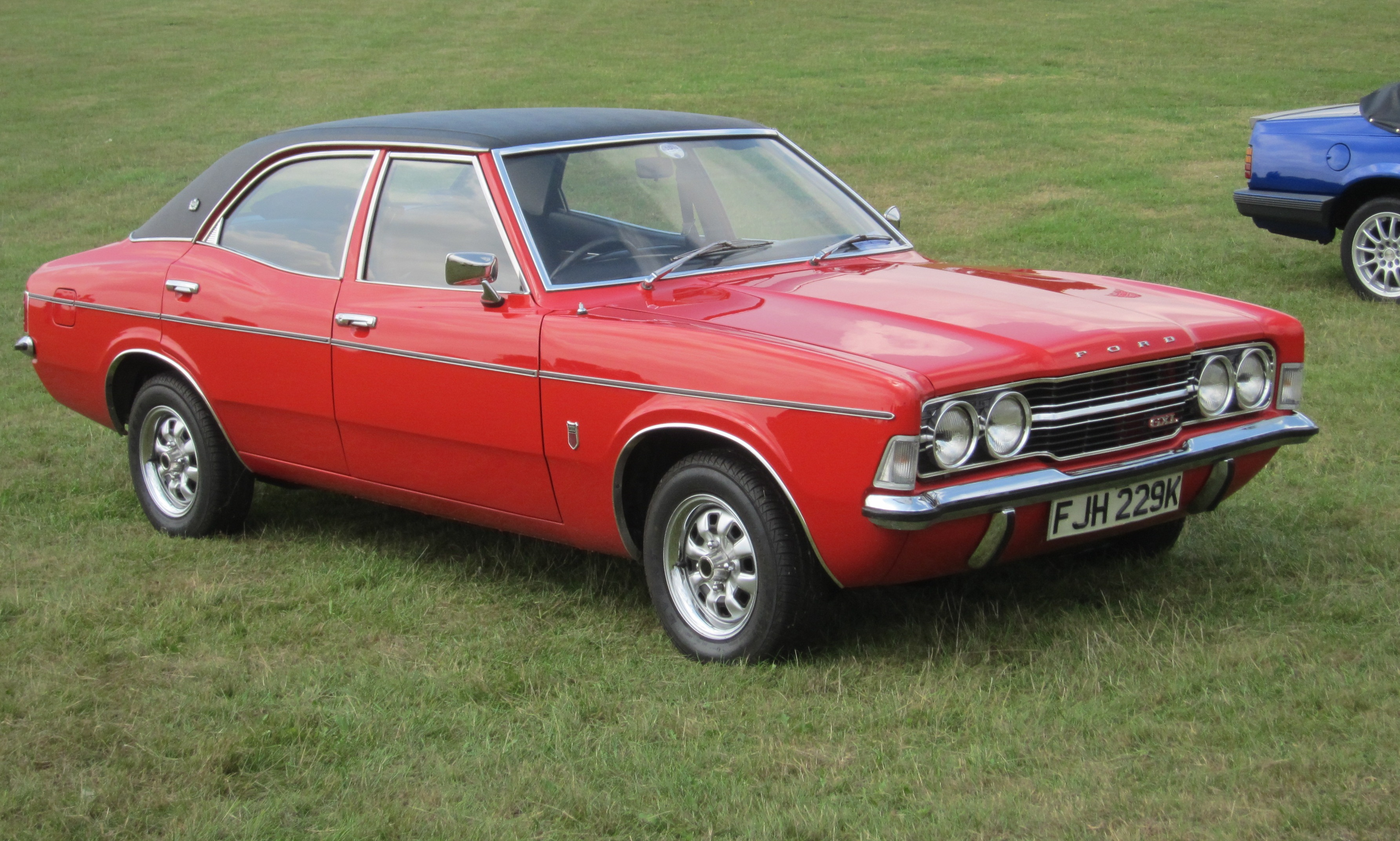 1972 Ford Cortina Photos Informations Articles Bestcarmag Com