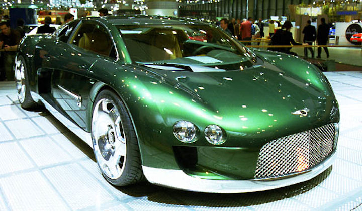 Bentley Hunaudieres #13