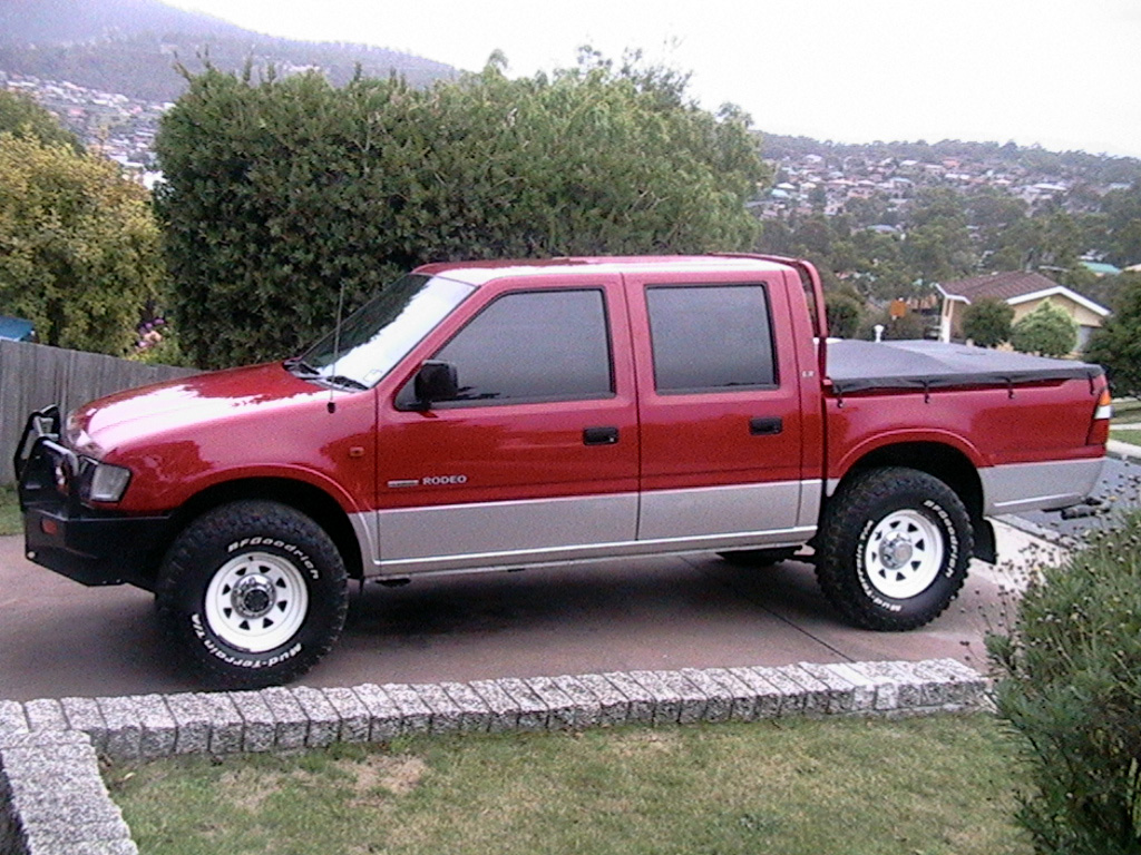 Holden Rodeo #8