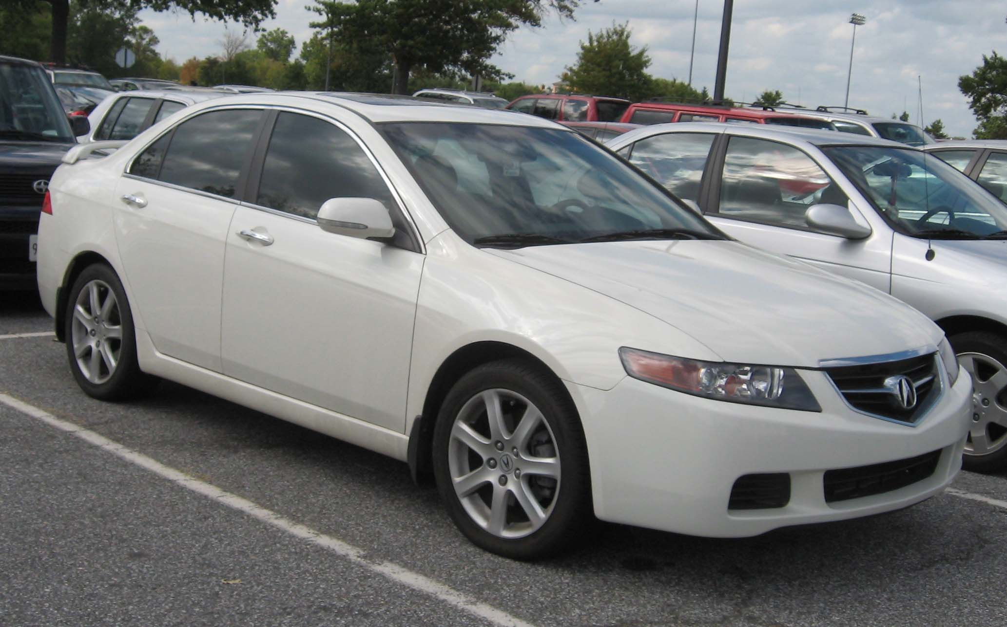 2004 Acura Tsx s Informations Articles BestCarMag