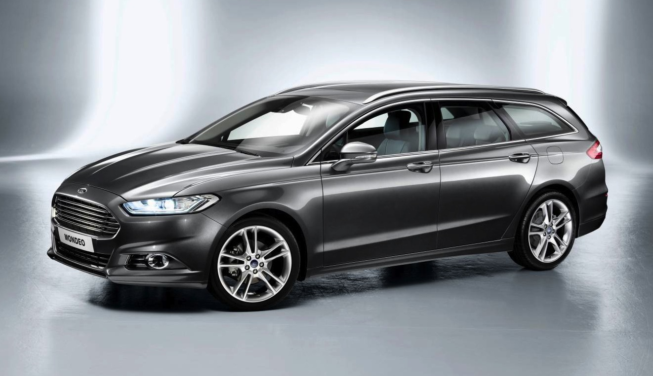 Ford Mondeo #9