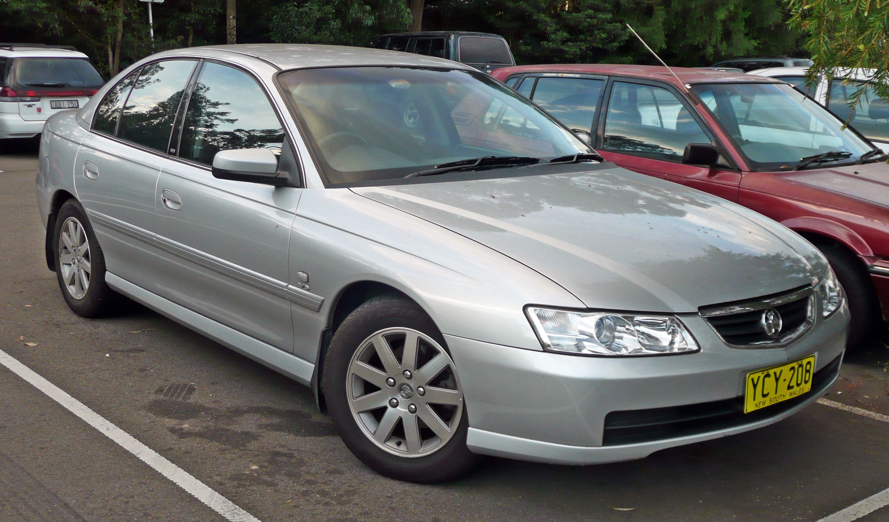 2002 Holden Berlina #3